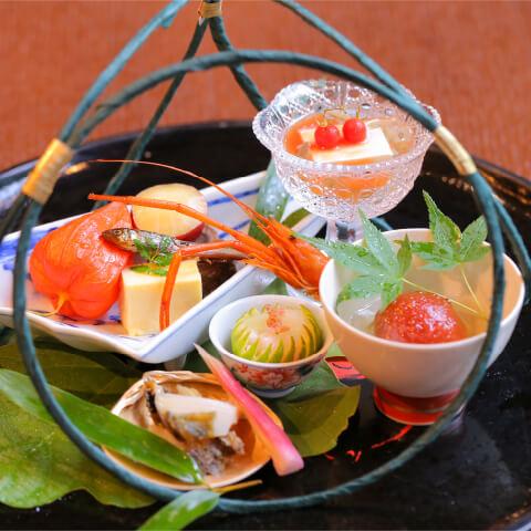 フナツヤの宴会会議「料理」画像