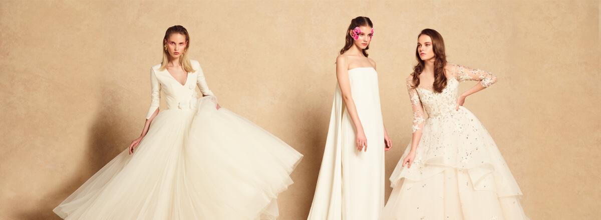 フナツヤのウェディングドレスメイン画像